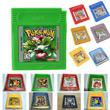 Manificent Decoration Pokemon Games For Gameboy Color Game Boy