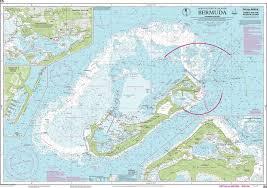 Imray Nautical Chart Imray E5 Bermuda