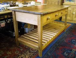 Antique Kitchen Work Tables Stainless Steel Kitchen Island Kitchen Design Ideas Wood Kitchen