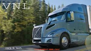 2018 volvo semi. wonderful volvo all new 2018 volvo vnl semi  king of semi trucks for volvo semi