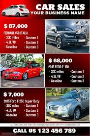 Pin By Irfan Fajri On Templates Car Sale Flyer Cars For