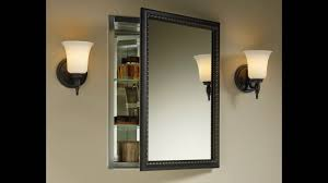 Bathroom Cabinets New Bathroom Medicine Cabinet Hinges Recessed