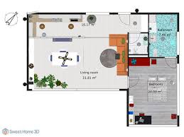 SweetHome3DExample11 HouseWithTerrace.sh3d ...