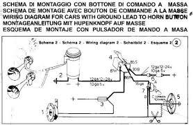 wiring an air horn good electricians Car Horn Relay Wiring Diagram Wolo Air Horn Wiring Diagram
