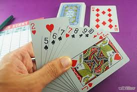A seven is good because you can draw and play a card at the same time. Two Person Card Games 2 Person Card Games
