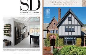 Pasadena House Of Design 2017 Showcase 2017 By Pasadena Showcase House For The Arts Issuu