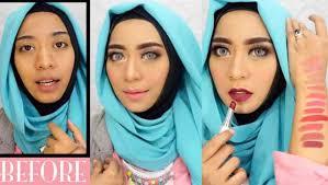 tutorial make up wardah untuk kulit