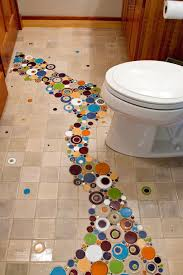 246 best bubble circular tile patterns images on ceramic mosaic floor tile