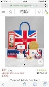 bag gift offer view deal m s