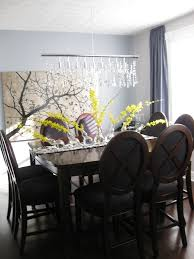 linear chandelier dining room. Room Pertaining To New House Linear Chandelier Dining Remodel