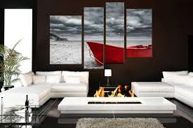 magnificent black white and red wall art 29 home design ideas for 2017 with