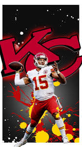 Polish your personal project or design with these patrick mahomes ii transparent png images, make it even more personalized and more attractive. Patrick Mahomes Wallpaper By Itsalexanderj E3 Free On Zedge