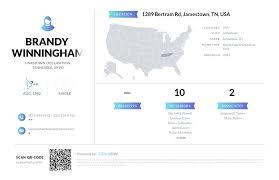 Brandy Winningham, (931) 644-6672, 1289 Bertram Rd, Jamestown, TN ...