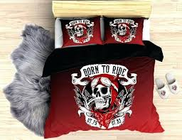 born to ride bedding set comforter bedding sheets bed sets harley davidson full bed sheets
