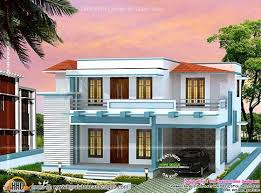 1700 sq feet 3d house elevation and plan kerala home design