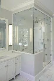 glass shower wall half wall shower glass shower glass panel half wall best half wall shower glass shower wall