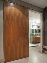 modern interior door. Large Modern Oversized Interior Sliding Door