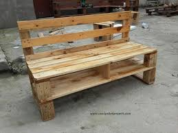 used pallet furniture. This Is Real DIY Pallet Bench And Table Which Being Used On The Big Range As To Durable Efficient Furnishings Has Created Larger Changes Furniture P