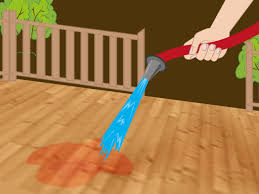 how to remove acrylic paint from hardwood floors