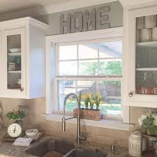 best 25 kitchen window decor ideas