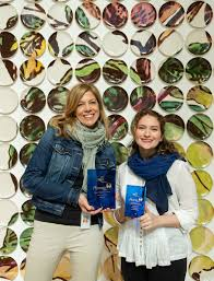 """High Museum of Art a Twitter: """"We accepted 2 awards at the PRSA Georgia  Awards Celebration! Our Manager of Web & New Media Ivey Rucket accepted a  Phoenix Award for https://t.co/KvfkYyOMRU, and our Digital Content  Specialist Eva Berlin accepted ..."""