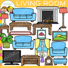 Whimsy furniture Fun Living Room Furniture Clip Art 1stdibs Living Room Furniture Clip Art Images Illustrations Whimsy Clips