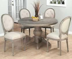 gray round dining table set stunning gray round dining table inspirations also sets and chairs set