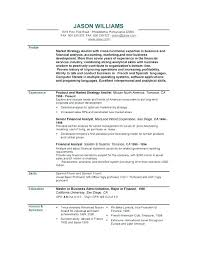 American Resume Template Resume Format Project Engineer Resume ...