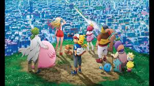 Pokemon Movie 21 Ending The Power Of Us - YouTube