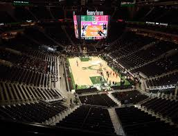 Fiserv Forum Seating Chart Milwaukee Bucks Fiserv Forum Section 202 Seat Views Seatgeek