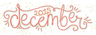 Happiness Is December 2015 Free Printable Calendar