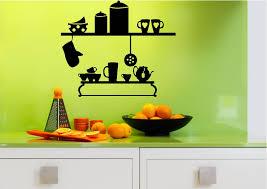 picture of kitchen set on black kitchen set on black kitchen wall stickers