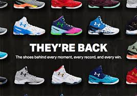 under armour shoes stephen curry 2016. heads up if there are any colorways of the under armour curry 2 you missed out on, because virtually every colorway shoe just restocked on shoes stephen 2016