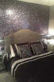 glitter wallpaper bedroom glitter