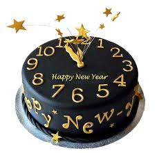 New Year Fondant Cake 2 Fondant 3d Cakes Cakes By Types Cakes