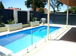 pool fence information about glass pool fencing pool fence s bunnings