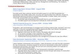 Banking Resume Examples Banking Resume Template Banker Resume