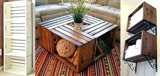 wooden crates furniture. Wood Crate Furniture Wooden Crates Antique 8 Ideas