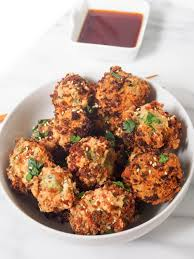 Korean Fusion Fried Sesame Broccoli Bites Suzanne Spiegoski