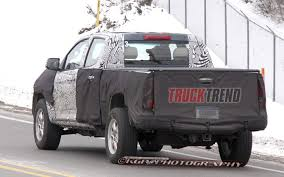 Where's The Chevy Colorado? - Reader's Letters Photo & Image Gallery