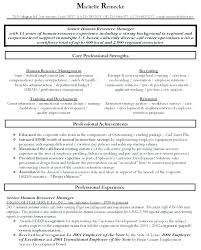 Employee Relations Resume Executive Resume Templates Free Free ...