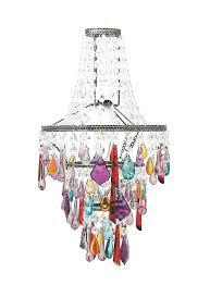 multi coloured chandelier coloured babushka easy to fit ceiling light chandelier multi coloured chandelier australia
