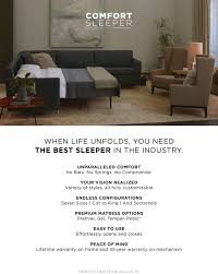 comfort sleeper sofa renditions