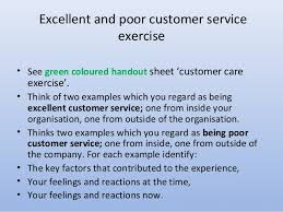 Delivering And Improving Effective Customer Service Training