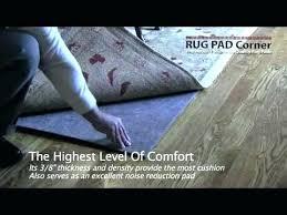 area rug padding hardwood floor pad for outstanding best gripper outstan
