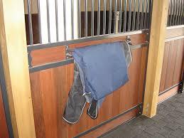 horse blanket rack
