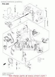 suzuki boulevard c50 engine diagram wiring diagram expert