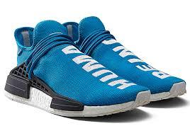 adidas pharrell. pharrell x adidas nmd human race blue a