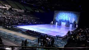 Disney On Ice Dare To Dream Staples Center Seating Chart Disney On Ice Long Beach Arena 2014