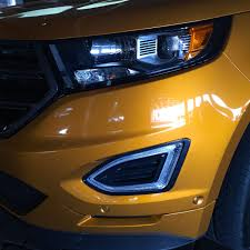 Led Signature Lighting Ford Winner Ford Sales In Europe Rise 7 5 In First Half Of